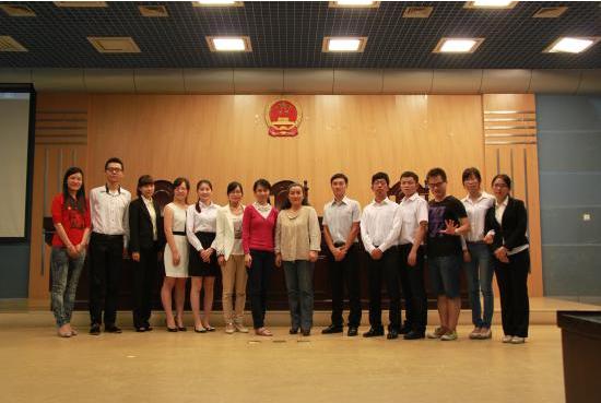 广西大学法学院研究生大会顺利召开